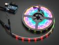 Adafruit NeoPixel Digital RGB LED Weatherproof Strip 30 LED -1m