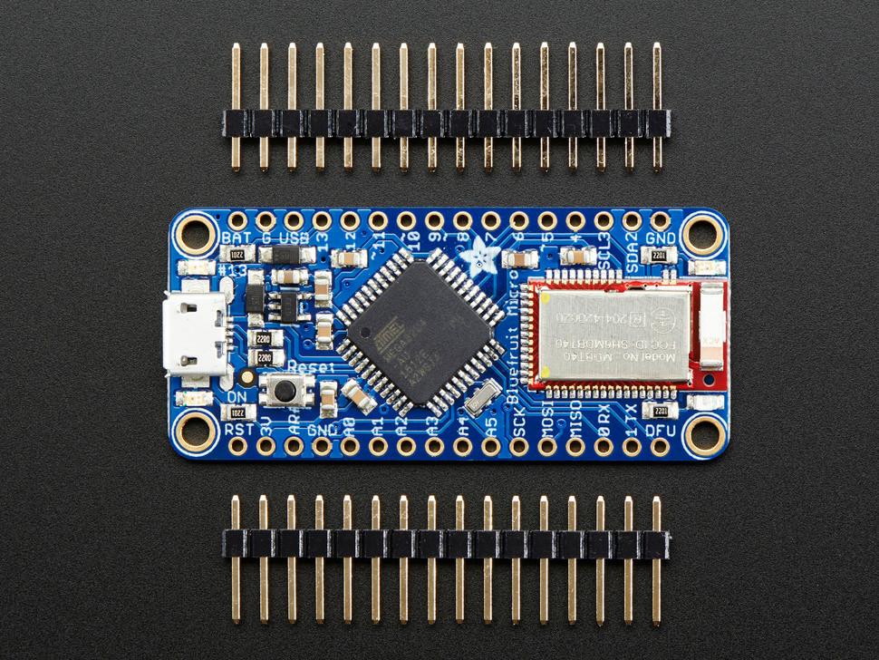 Adafruit Feather Bluetooth Code