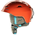 Ski Helmet by PRET - Coral Luxe