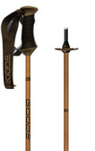 Bamboo Natural Look™ Composite Ski Pole-Pair