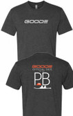 Men's GREY Tee Official Ski of the PB