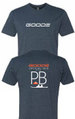 Men's Blue - Official Ski Of the PB T-Shirt
