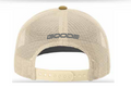 TRUCKER SNAP BACK HAT-BE, DO, SKI GOODE