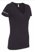 SKI FOR DAVE WOMEN'S V-NECK