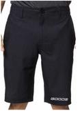 Men's Hybrid Short White GOODE logo