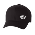 GOODE FLEX FIT HAT BLACK
