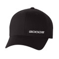 GOODE FLEX FIT HAT BLACK GOODE