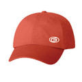 GOODE LOW PROFILE HAT ORANGE