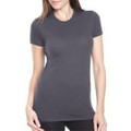 "GOODE - Women's Fit ""T"" Gray/Teal"