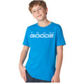 "Team GOODE Youth Fit ""T"" Teal/White"