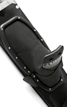 Performance Rubber Boot on a Powerplate