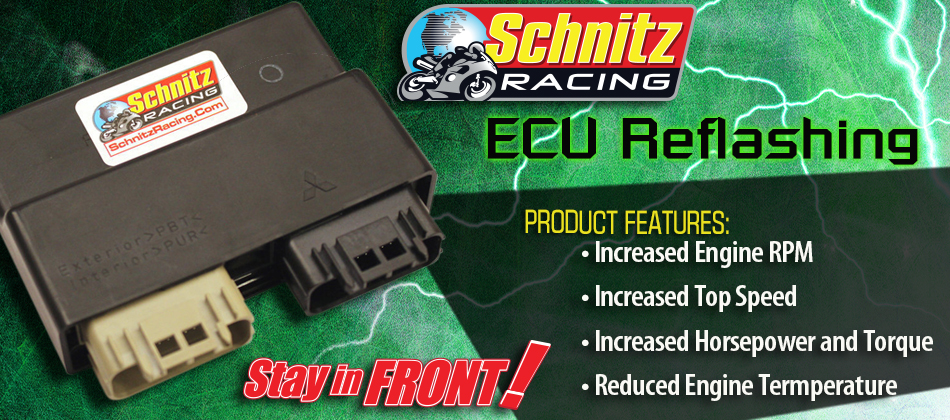 Schnitz Racing : LED Shift Lights   Dragbike.com