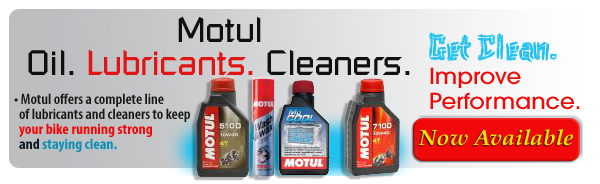 Motul Oils, Lubes and Cleaners