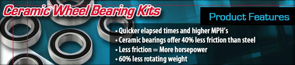 Ceramic Wheel Bearing Kits