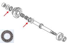 Suzuki OEM Release Rack Clutch Bearing GS1100-GS1150