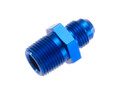 "Schnitz Fitting Aluminum Straight -4an Male to 1/4""NPT Male"