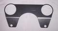 """Dual Gauge Plate 2"""" holes (TGP-14)"""