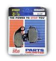 Parts Unlimited Brake Pads Kawasaki KLR650