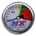 NX Nitrous Pressure Gauge