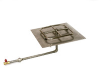 Flat Square Pan Insert - Match Lit