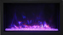 Amantii BI-40-DEEP-XT – Full Frame Electric Fireplace