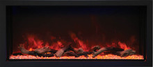 Amantii BI-50-DEEP-XT – Full Frame Electric Fireplace