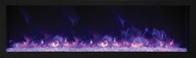Amantii BI-72-DEEP-XT – Full Frame Electric Fireplace