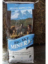 Hiland's Big Sky Mineral | Big Sky Minerals in Amish Country Ohio