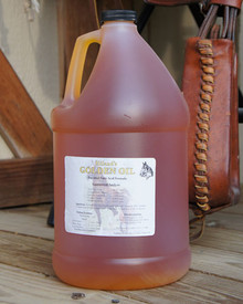 Hiland's Golden Oil | Big Sky Minerals in Amish Country, Ohio