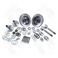 YA WU-01 - Spin Free Locking Hub Conversion Kit for Dana 44