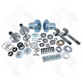 YA WU-04 - Spin Free Locking Hub Conversion Kit for Dana 60 & AAM, 00-08 SRW Dodge