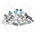 "YA WU-08 - Spin Free Locking Hub Conversion Kit for Dana 30 & Dana 44 TJ, XJ, YJ, 30 Spline, 5 x 5.5"" Pattern"