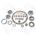 "YK C8.75-D - Yukon Master Overhaul kit for Chrysler 8.75"" #41 housing with 25520/90 differential bearings"