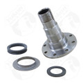 YP SP707043 - Replacement front spindle for Dana 44 IFS, 8 stud holes.