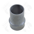 YSPCS-019 - 63-65 12T or 63-65 Corvette crush sleeve, short, (coarse spline).