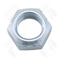 "YSPPN-010 - Replacement pinion nut for Dana 44 JK, 44HD, 60, 70, 70U, 70HD & Nissan Titan rear. 1 5/16"" nut, 7/8"" x 14 thread."