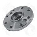 "YY C52105065 - Yukon round companion flange for Jeep Liberty rear, Chrysler 8.25""."