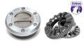 Yukon Hardcore Locking Hub set for '00-'08 Dodge 1-ton front with Spin Free kit, 1 side only