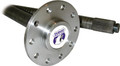 "Yukon rear axle for '07-'10, 34 1/8"" long, 1.705"" bearing, includes ABS ring"
