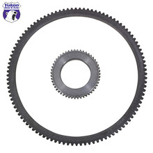 """ABS tone ring for '03 & up GM 8.6"""" & 9.5"""", 55 tooth"""