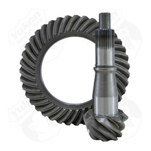 """High performance Yukon Ring & Pinion gear set for '14 & up GM 9.5"""" in a 4.11 ratio"""