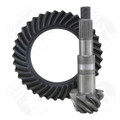 Yukon ring & pinion set for Nissan H233B rear, 4.63 ratio