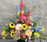 Summer  table arrangement