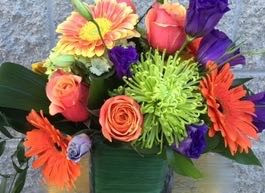 We can deliver this amazing bright arrangement for your Passover and or Easter flower giving. Made fresh in our flower shop by Soultana and Collin. Toronto and North york flower delivery.