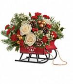 Joyful Sleigh Bouquet