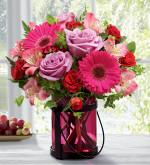 Pink Exuberance Bouquet