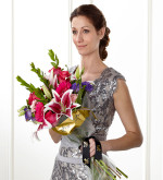 Be Daring  Presentation Bouquet
