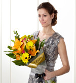 Living Style Presentation Bouquet