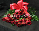 Rose presentation bouquet by 24