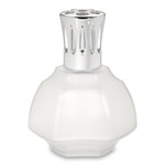 Haussmann Frosted White Lampe